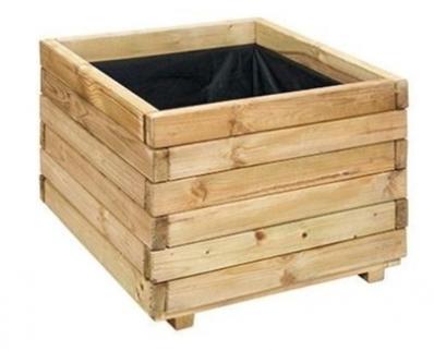 Contenedor de madera