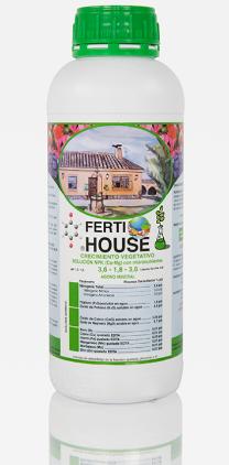 Abono mineral FertiHouse Crecimiento Vegetativo