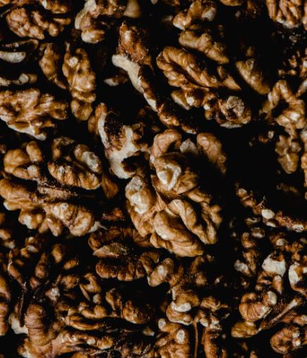 Imagen de nueces peladas