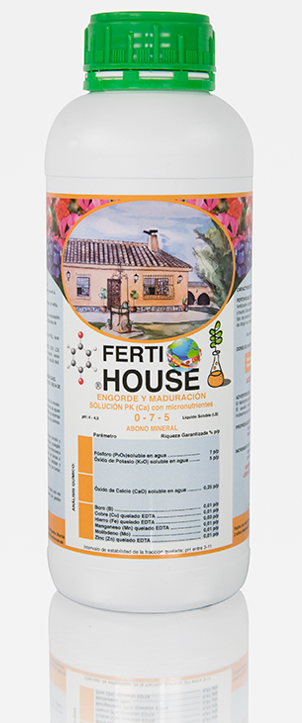 Fertilizante mineral FertiHouse Maduración y Engorde